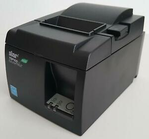 Star Micronics Tsp100ii Eco Point Of Sale Thermal Printer 143iiu 60 Days Warrant