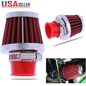 25mm Universal Oil Mini Breather Cold Air Filter Fuel Crankcase Engine Filter