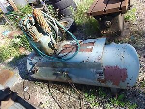 Commercial Industrial Air Compressor Tank Model 32add645 80 Gallon 200 Psi