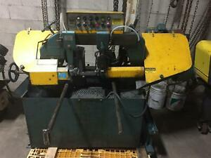 Royal Automatic Feeding 11 X 7 1 2 Horizontal Band Saw Auto 10hv
