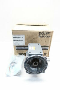 Boston Gear F724 30 b7 j 700 Series Gear Reducer 30 1