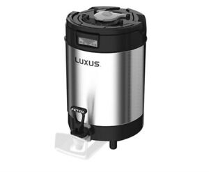 Fetco 1 0 Gallon L4s 10 Luxus Thermal Coffee Dispenser Server D451 3 8 Liter