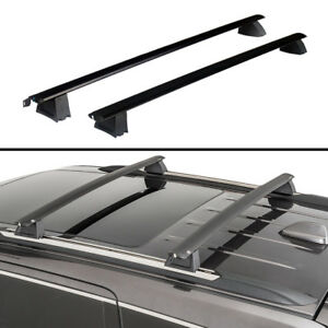 For 11 18 Jeep Grand Cherokee Oe Style Roof Rack Cargo Luggage Carrier Bars Set