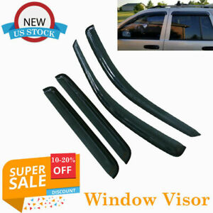 For Jeep Grand Cherokee 1999 2000 2001 2002 2003 2004 Window Visor Rain Shield