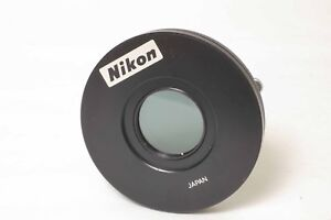 F91028 Nikon Rotating Polarizer Attachment For Stereo Microscope Clean