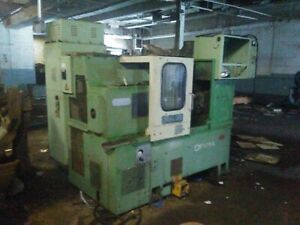 Okuma Lb10 Cnc Lathe Parts Or Whole