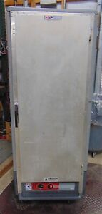 Metro Food Holding Warming Cabinet 3 Series Model C539 hfs u gy Works Good S3963