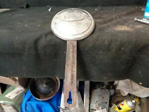 1935 Ford Spare Tire Lock Cap With Bar Assembly For Parts