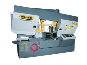 Hyd Mech H20a Automatic Band Saw 1996 stock Photo Actual Pictures Available