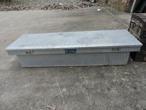 Truck Tool Box Single Door Top Mount Easy Install 60 Local Pick Up Only