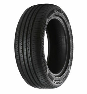 2 New Cosmo Rc 17 P215 50r17 Tires 2155017 215 50 17