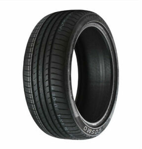 2 New Cosmo Muchomacho P245 45zr17 Tires 2454517 245 45 17