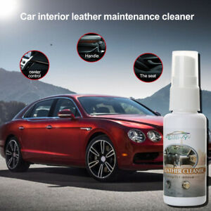 30ml Car Seat Interior Cleaner Leather Dashboard Maintenance Cleaning Agent Stri
