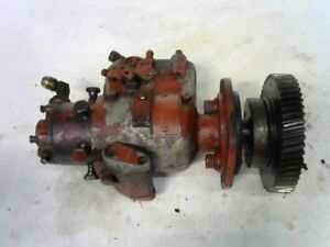 Farmall International 560 Diesel Injection Pump
