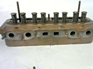 Farmall Bn Tractor Engine Head 6776 Db