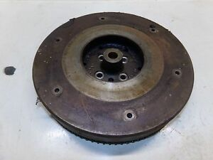 Oliver 60 Tractor Fly Wheel