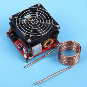 1200w Zvs Low Voltage High Frequency High Voltage Generator With Coil Dc 18 50v