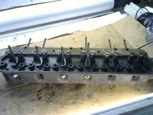 Oliver 88 Gas Row Crop Tractor K1080 Engine Head