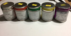 Letterpress Offset Printing Ink Soy Plus 1 Lb Cans Pantone Mixes