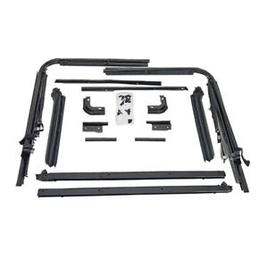 Rugged Ridge 13510 01 Factory Replacement Soft Top Hardware 87 95 Jeep Wrangler