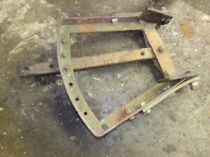 Oliver 60 Tractor Draw Bar