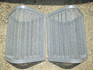 Grills Case 430 200b 300b Tractor Pair J I Case New Reproduction Pair Of