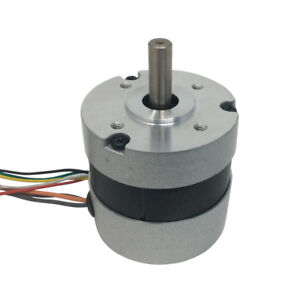 High Torque Brushless Small Dc Motor Diameter 57mm Bldc 24v 3000rpm 5000rpm