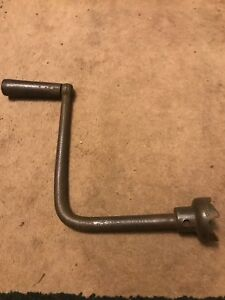 1915 16 17 18 19 20 21 Ford Model T Engine Hand Crank Some Brass Years