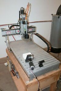 K2 Cnc Router 39 X 25 X 8 Servo Motors Hsd Spindle With 4th Axis