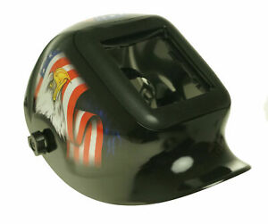 Sellstorm America Freedom Titan Lightweight Welding Helmet Black