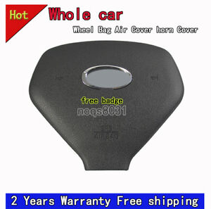 Driver Steering Wheel Honr Cover For Vauxhall Opel Astra G Mk4 Zafira A 9