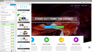 Awesome Wordpress Theme one Page Express Lifetime Updates Digital Download