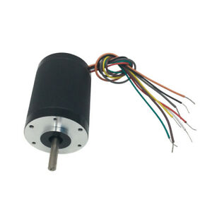 High Torque Brushless Small Dc Motor Dia 42mm Bldc 24v Electric 2000 5000rpm