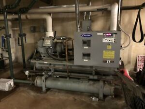 Carrier 50 Ton Water Cooled Chiller 30hk