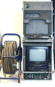 ma5 Gatorcam Sewer Inspection Camera Reel And Camera W monitor power Supply