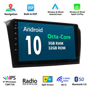 For Mazda 3 2004 2005 2006 2007 2008 2009 7 Car Dvd Stereo Gps Android 10 4g L