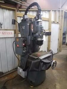Nice Moore 2 Precision Spindle Jig Grinder Borer W sony Dro