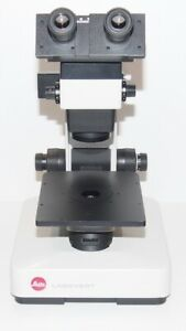 Leitz Labovert Phase Contrast Inverted Microscope