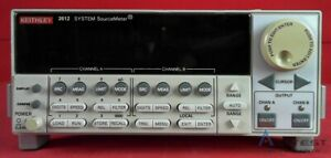 Keithley 2612 Dual Channel Source Meter 200v