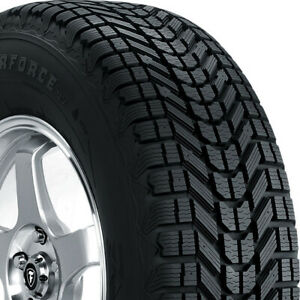 4 New 225 75 15 Firestone Winterforce Uv Winter Studdable Tires 2257515
