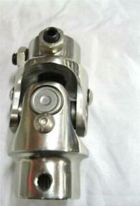 3 4 30 Spline To 3 4 Dd Stainless Steel Universal Steering U joint