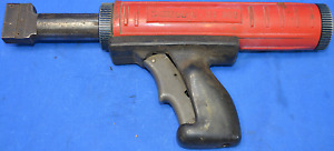 Hilti Dx300 Piston Drive Tool Fastening System With Case And Extras