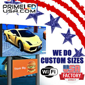 Led Sign P10 Smd Full Color Indoor outdoor Wifi Led 37 75 X 37 75