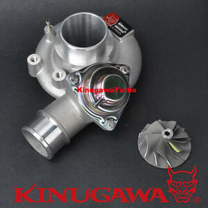 Kinugawa For Genesis Coupe 2 0t Td05 Td06 16g Turbo Compressor Housing Wheel