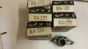 199 232 Amc Rambler Rocker Arms 5 Rockers 1964 Thru 1968 Cast Iron