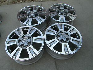 20 Toyota Tundra Factory Wheels Rims Sequoia B