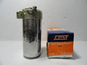 4000uf 50dcv Large Can Electrolytic Aluminum Capacitor 3 5021408