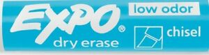 Expo Dry Erase Whiteboard Markers 7 Astd Colors 100 Count 59 ea