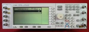 Hp agilent E4432b Us40052994 Signal Generator 250khz To 3 Ghz Options