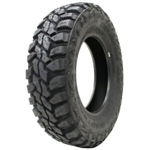 4 New Mastercraft Courser Mxt Lt33x12 50r15 Tires 33125015 33 12 50 15